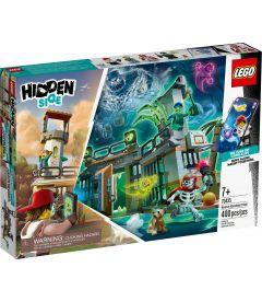 Lego Hidden Side - Prigione Abbandonata Di Newbury