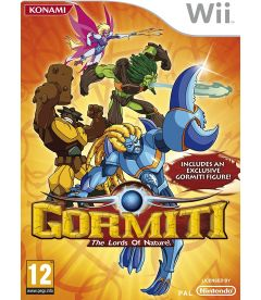Gormiti The Lords Of Nature (Gormiti Figure Inclusa, EU)