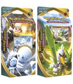 Pokemon - Spada E Scudo Fiamme Oscure (Soggetti Vari, Mazzo)
