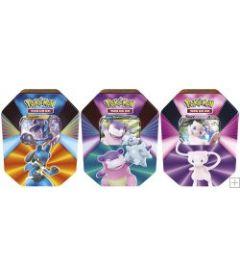 Pokemon - Forza V (Soggetti Vari, Tin Da Collezione)