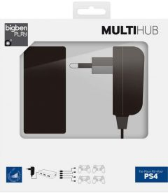 HUB CON 4 CONNESSIONI PER PS4
