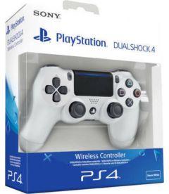 Controller DualShock 4 V2 (Glacier White)