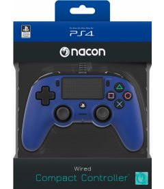 NACON WIRED COMPACT CONTROLLER (BLU)