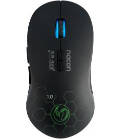 Mouse Gaming Wireless GM-180 RGB (PC,PS4,PS5)