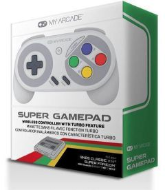 SUPER GAMEPAD WIRELESS CONTROLLER