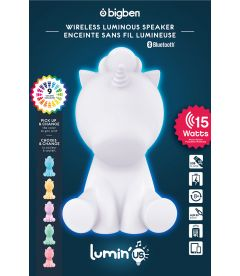 LUMIN'US SPEAKER BLUETOOTH (UNICORN)