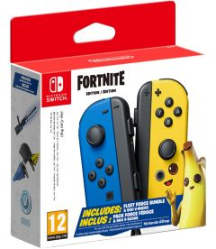 Coppia Joy-Con (Fortnite Fleet Force Bundle + 500 V-Buck)
