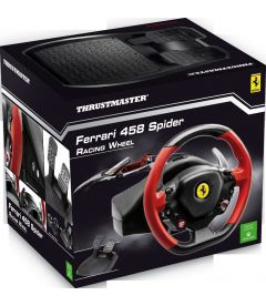 Volante Ferrari 458 Spider Racing Wheel (Xbox Series X/S, One)