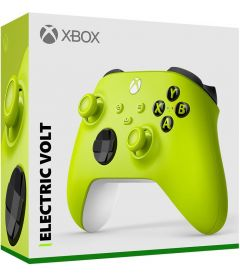 Controller Xbox Wireless (Electric Volt Giallo, Series X/S, One)