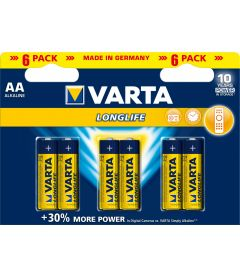 VARTA - STILO ALCALINE (6 PZ)