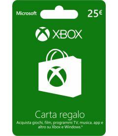 XBOX CARTA REGALO EUR 25