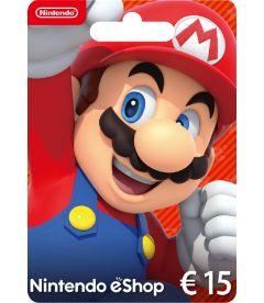 Nintendo eShop EUR 15