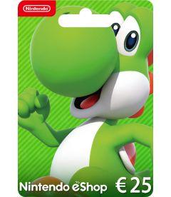 Nintendo eShop EUR 25