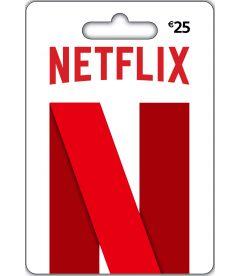 Ricarica Netflix EUR 25