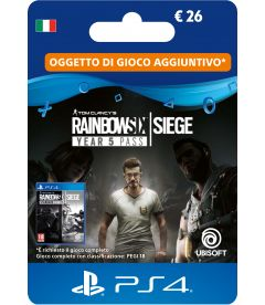TOM CLANCY'S RAINBOW SIX SIEGE - ANNO 5 SEASON PASS