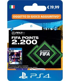 FIFA 21 - 2200 FIFA POINTS