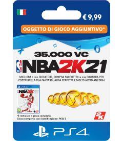 NBA 2K21 35000 VC