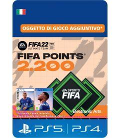 FIFA 22 - 2200 Fifa Points