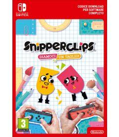 SNIPPERCLIPS - DIAMOCI UN TAGLIO