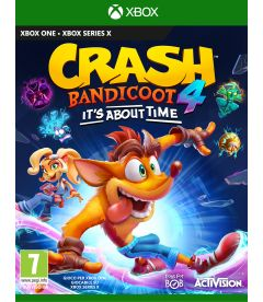 Crash Bandicoot 4 It's' About Time
