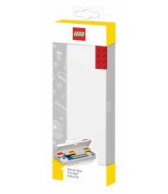 LEGO - ASTUCCIO RIGIDO (ROSSO)