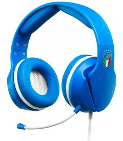 Wired Gaming Headset FIGC - Nazionale italiana di calcio