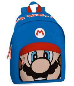 Super Mario (Americano, Blu)