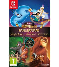 Disney Classic The Jungle Book, Aladdin, And The Lion King