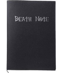 Death Note - Death Note Replica (Notebook, A5)