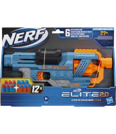 NERF ELITE 2.0 - COMMANDER RD 6 (12 DARDI INCLUSI)