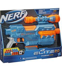 NERF ELITE 2.0 - PHOENIX CS 6 (12 DARDI INCLUSI)