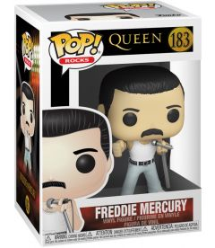 Funko Pop! Queen - Freddie Mercury Radio Gaga 1985 (9 cm)