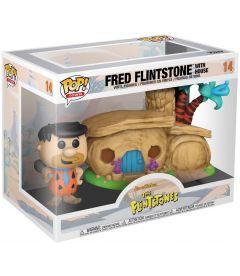 FUNKO POP TOWN! FLINTSTONES - FLINTSTONE'S HOME