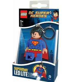 LEGO DC SUPER HEROES - SUPERMAN (CON LED)