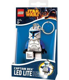 LEGO STAR WARS - CAPITANO CLONE REX (CON LED)