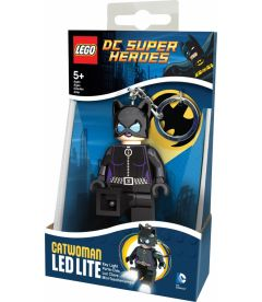 LEGO DC SUPER HEROES - CATWOMAN (CON LED)
