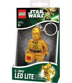 LEGO STAR WARS - C3PO (CON LED)