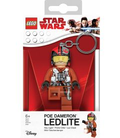 LEGO STAR WARS - POE DAMERON (CON LED)