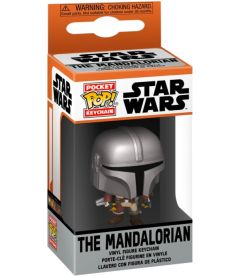 Pocket Pop! Star Wars The Mandalorian - The Mandalorian
