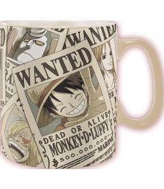 One Piece - Wanted (Termosensibile)