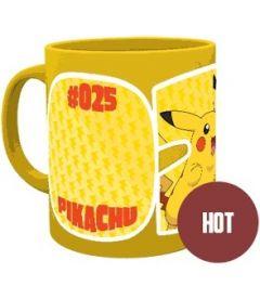 Pokemon - Pikachu 25 Anniversary (Termosensibile)