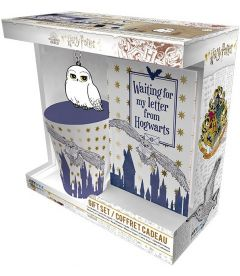 Harry Potter - Hedwig (Tazza The'+Portachiavi+Notebook A6)
