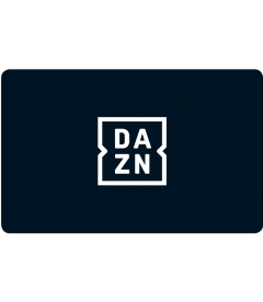 Carta Prepagata DAZN - 1 Mese