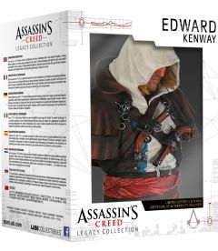 ASSASSIN'S CREED 4 BLACK FLAG- EDWARD KENWAY
