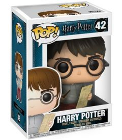 FUNKO POP! HARRY POTTER - HARRY WITH THE MARAUDER'S MAP (9CM