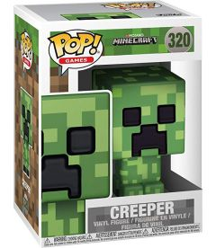 FUNKO POP! MINECRAFT - CREEPER (9 CM)