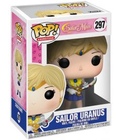 FUNKO POP! SAILOR MOON - SAILOR URANUS (9 CM)