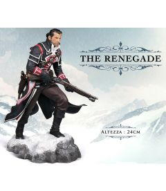 ASSASSIN'S CREED ROGUE - SHAYTHE RENEGADE