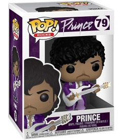 FUNKO POP! ROCK - PRINCE PURPLE RAIN (9 CM)