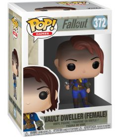 FUNKO POP! FALLOUT - VAULT DWELLER FEMALE (9 CM)